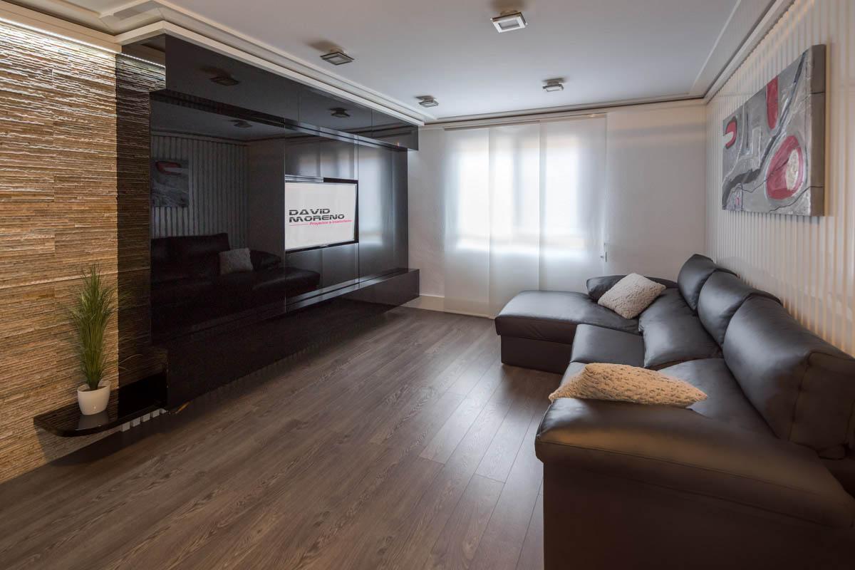 Optimizar el espacio disponible david moreno interiores for Proyectos interiorismo valencia