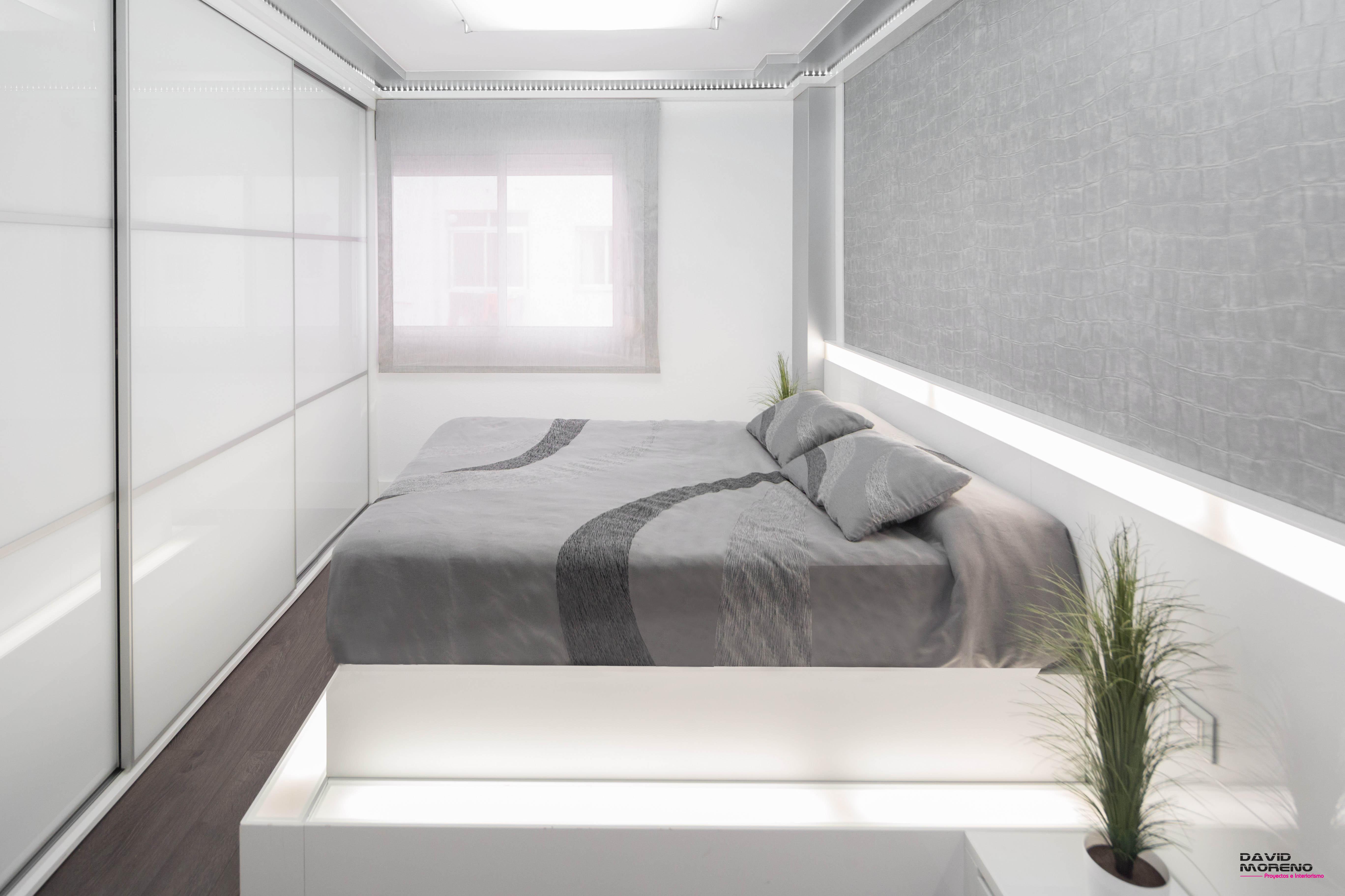Optimizar el espacio disponible david moreno interiores estudio de interiorismo en valencia - David moreno interiores ...