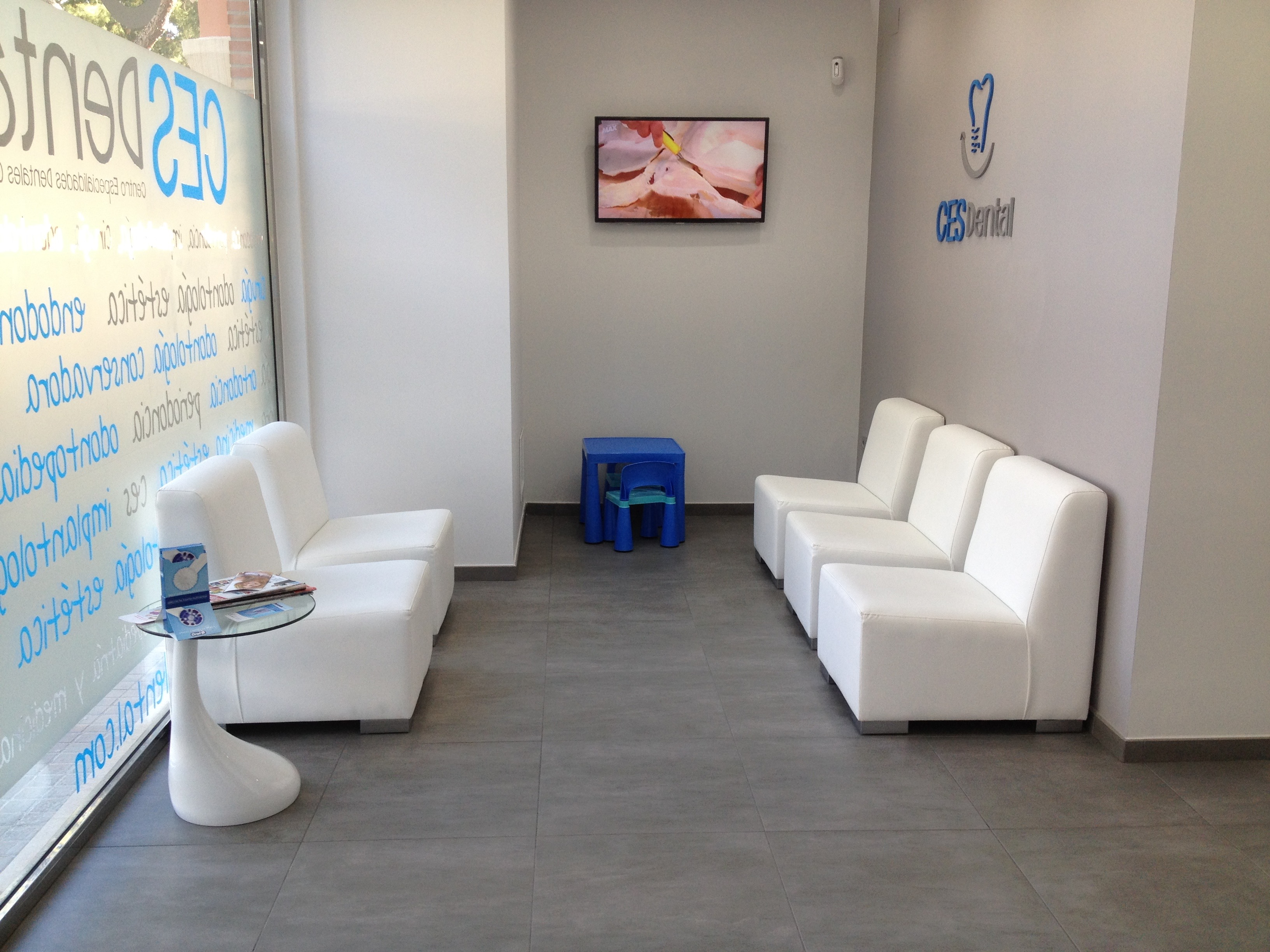 ces dental acogedora y pr ctica david moreno interiores