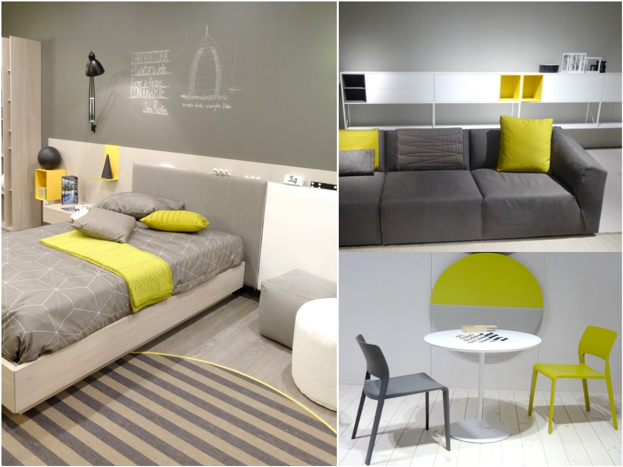 Razones Para Decorar Con Colores Claros Dise O E Interiorismo  # Muebles Ultimas Tendencias