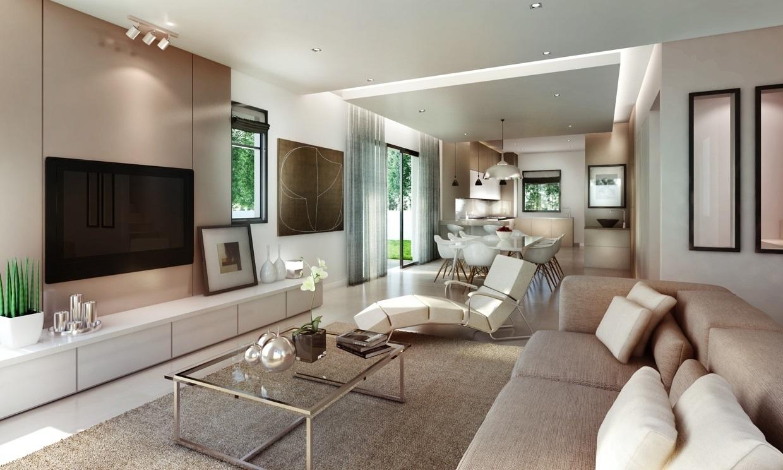 Razones para decorar con colores claros dise o e for Colores para muebles de sala 2016