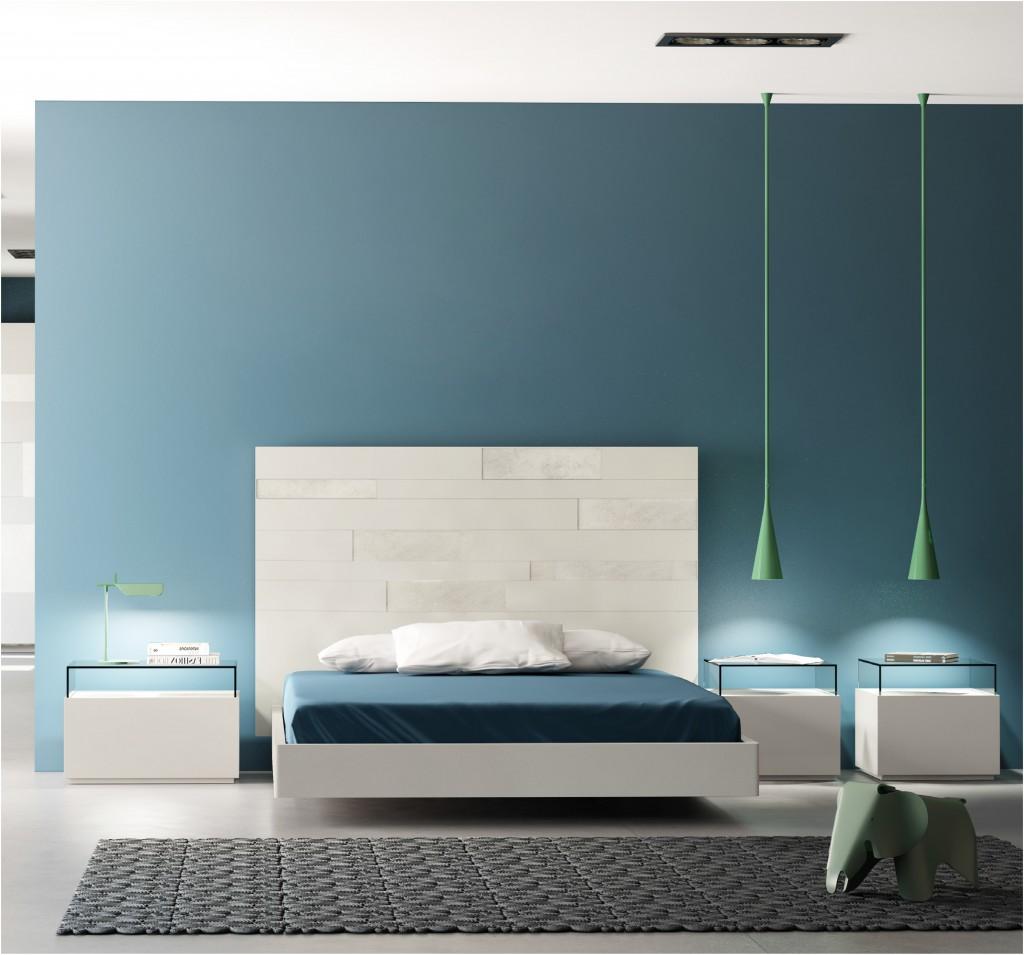 Diseño interiores dormitorio