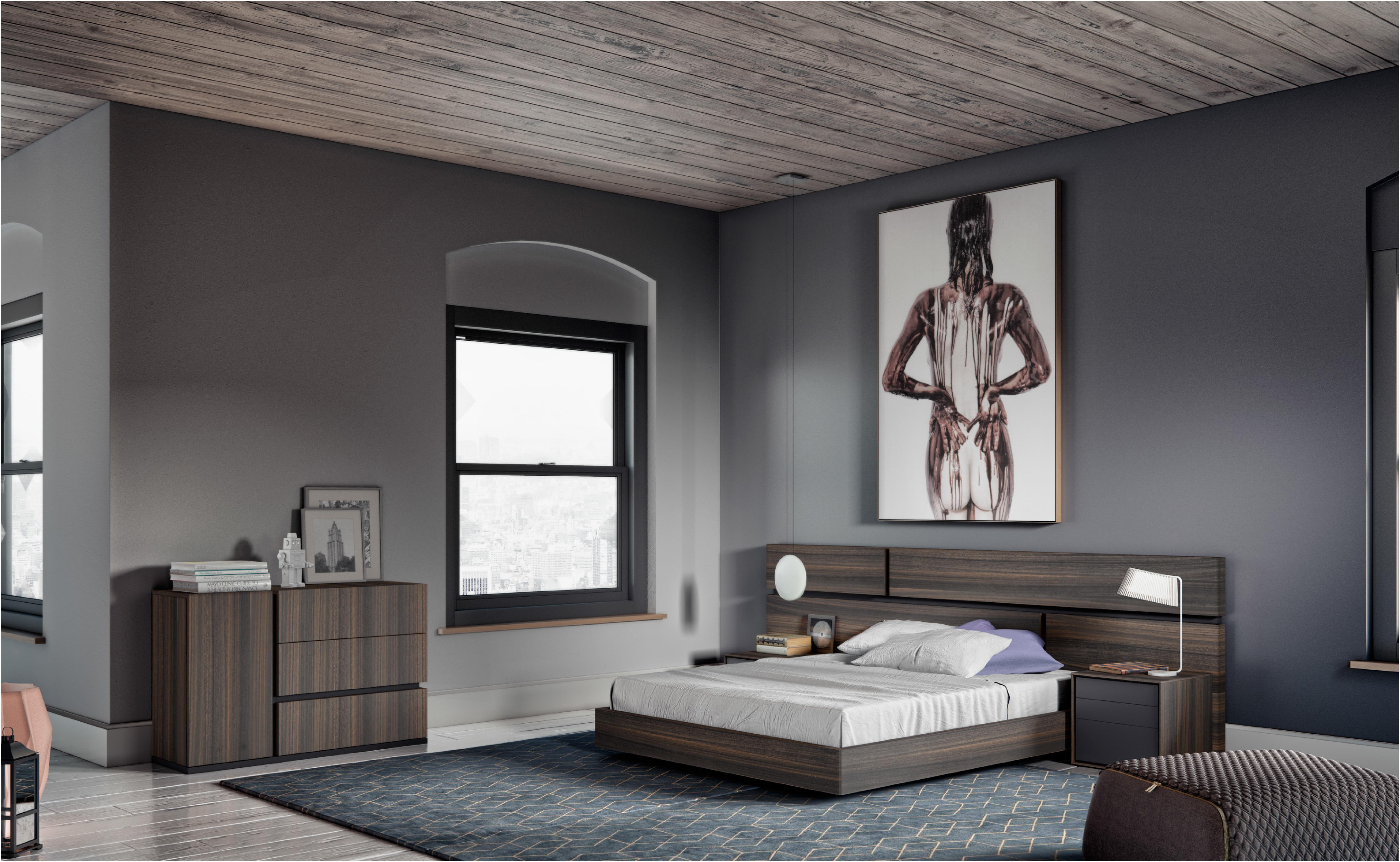 Nueva colecci n dormitorios 2016 tendencias dise o - David moreno interiores ...