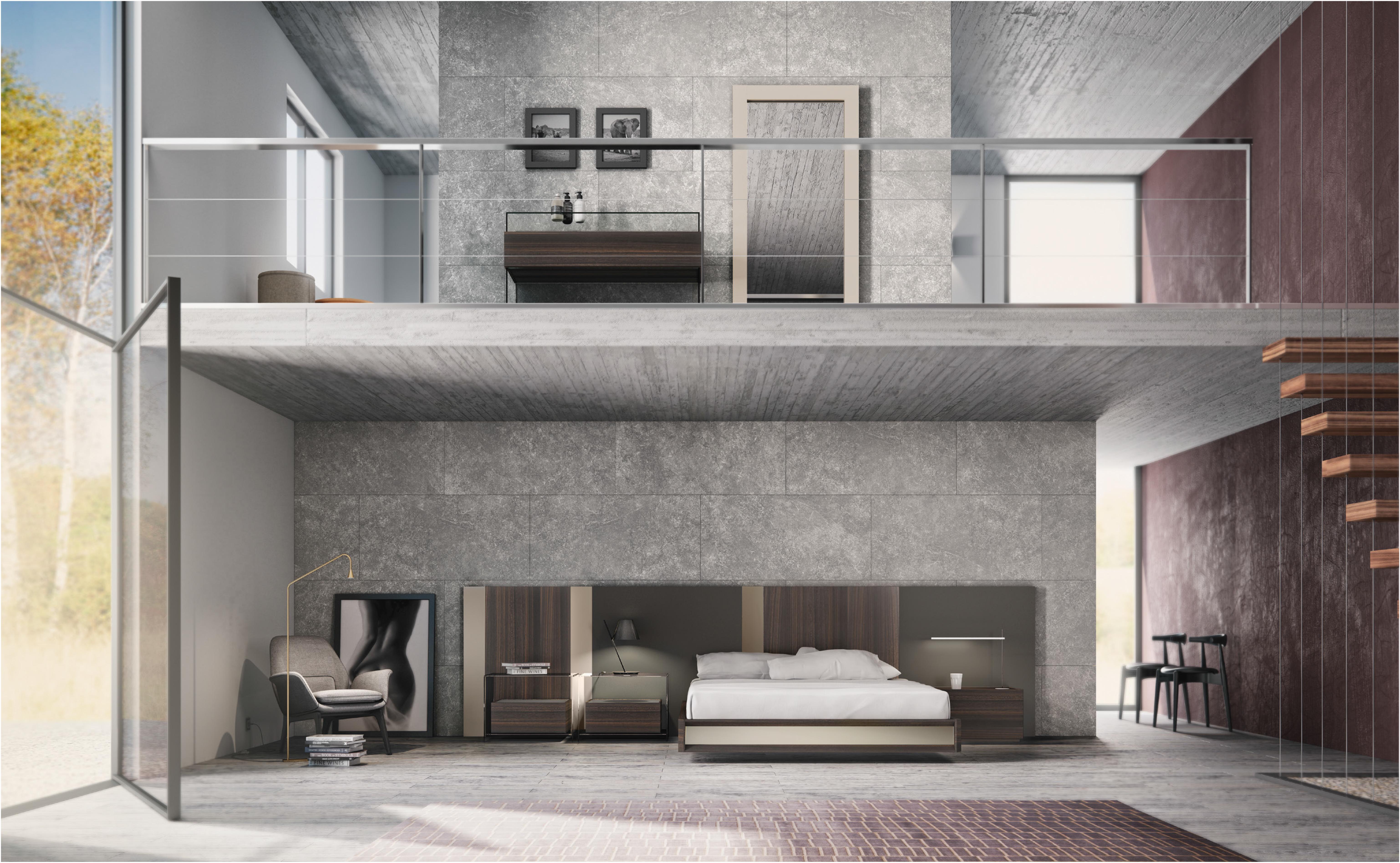 Nueva colecci n dormitorios 2016 tendencias dise o interiores - David moreno interiores ...