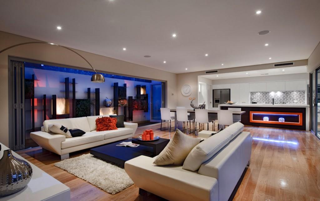 Diseño-moderno-salon-iluminacion