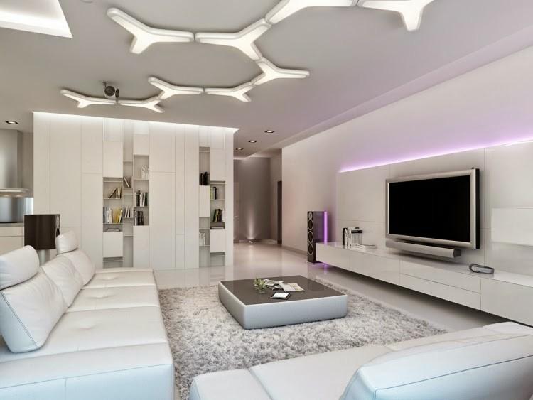diseño-moderno-luces-techo-iluminacion-interiores