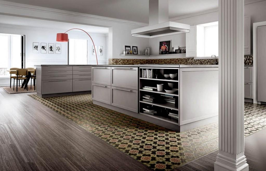 Dise o de cocinas interioristas y decoradores cocinas - Diseno cocinas rusticas ...