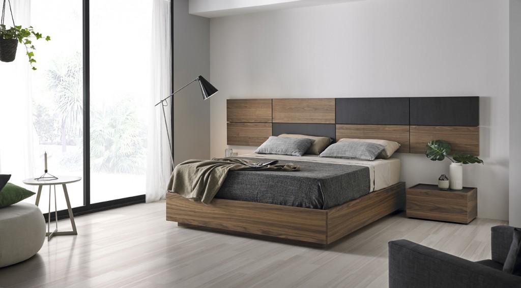 Dormitorios matrimonio de dise o c lidos y funcionales for Dormitorios para matrimonios jovenes