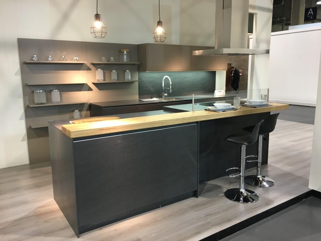 cevisama 2017 diseño cocinas