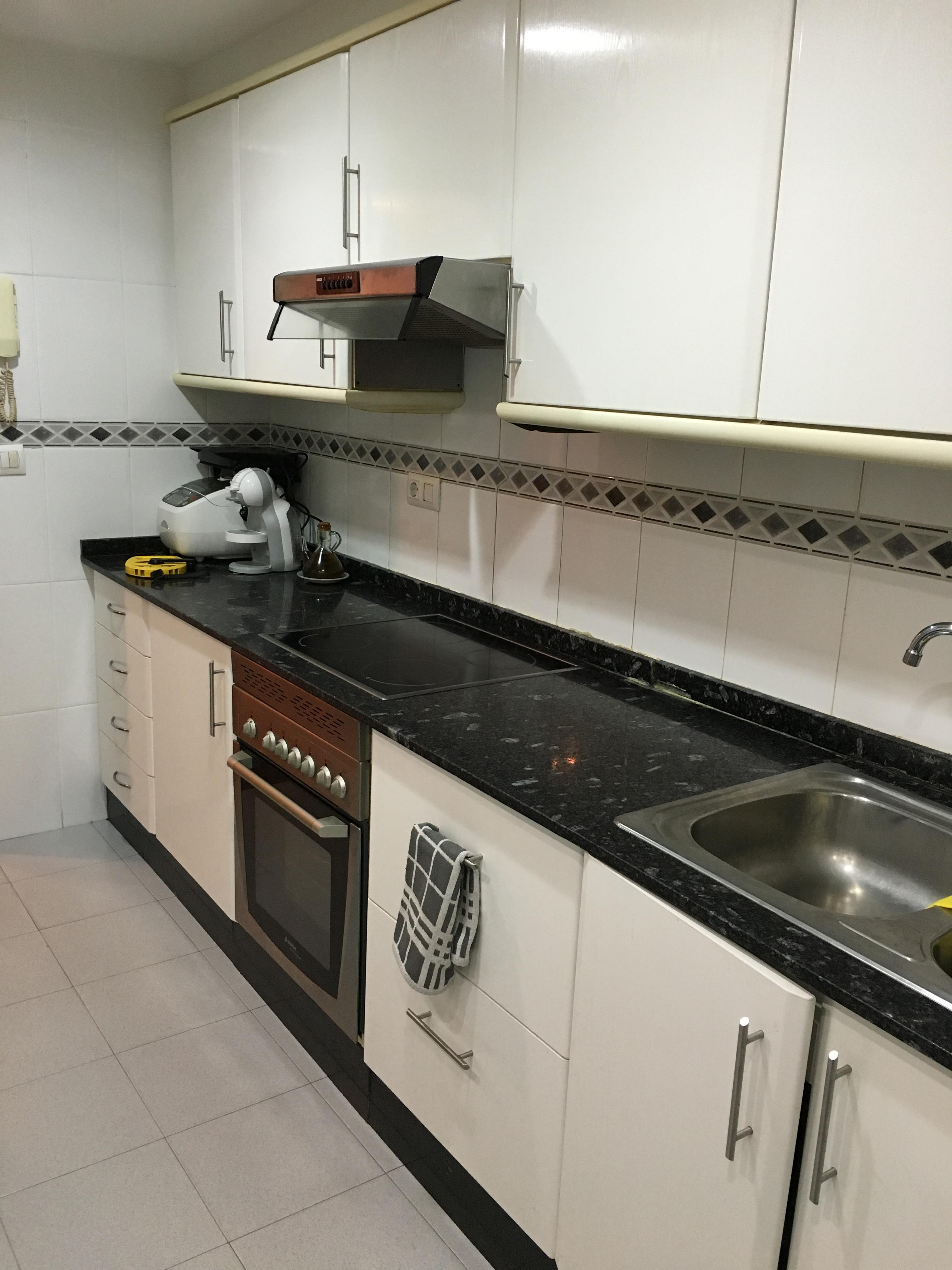 Proyectos de cocina valencia encimera de cocina en for Proyectos de cocina