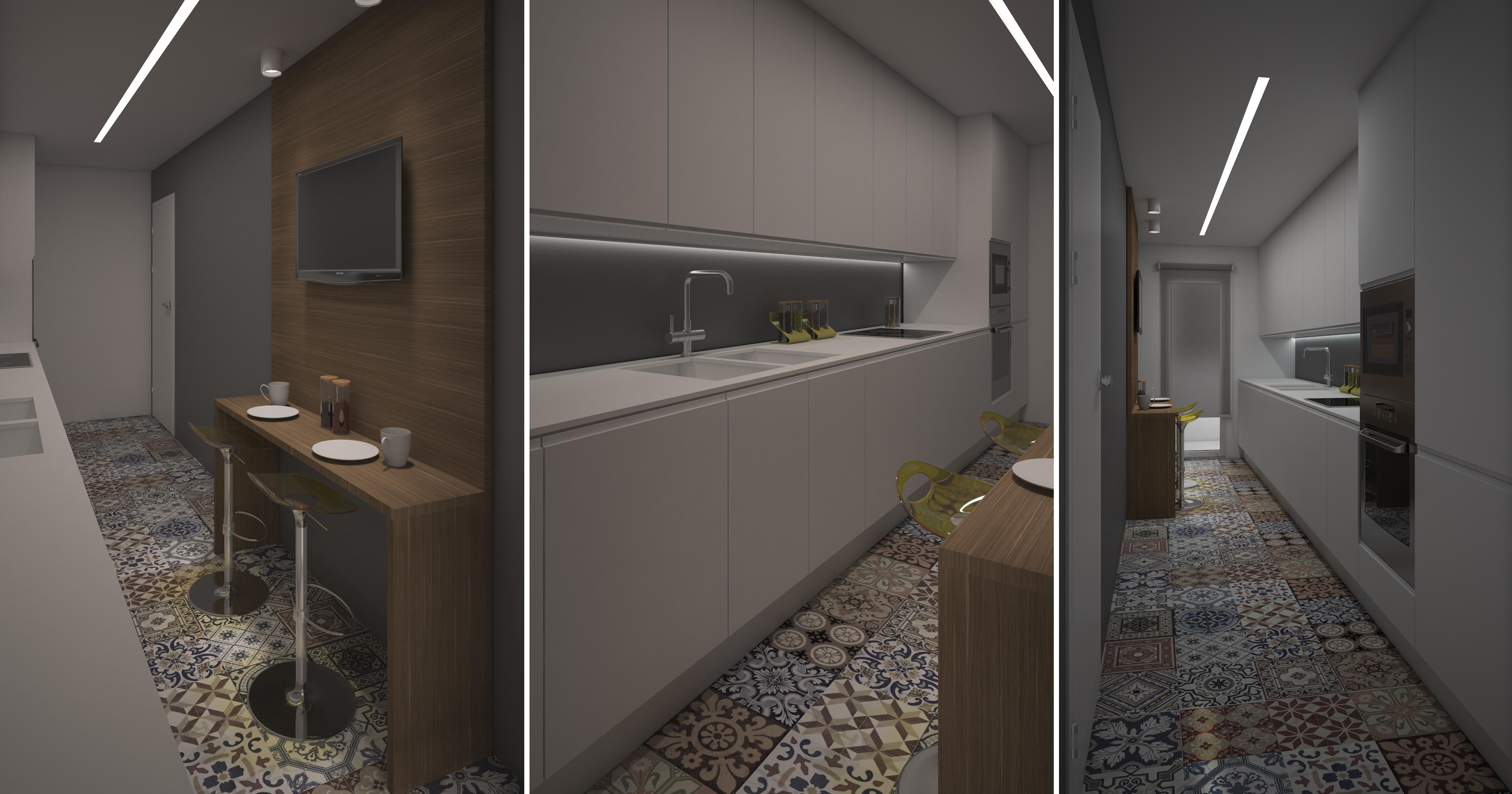 Dise o de cocinas valencia proyectos interiorismo 3d for Diseno cocinas 3d gratis espanol