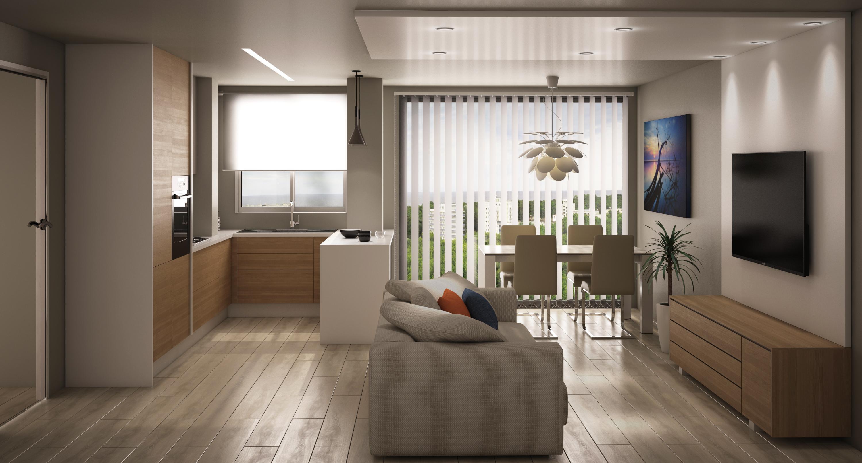 Propuesta de interiorismo para viviendas particulares y casas - Interiorismo valencia ...