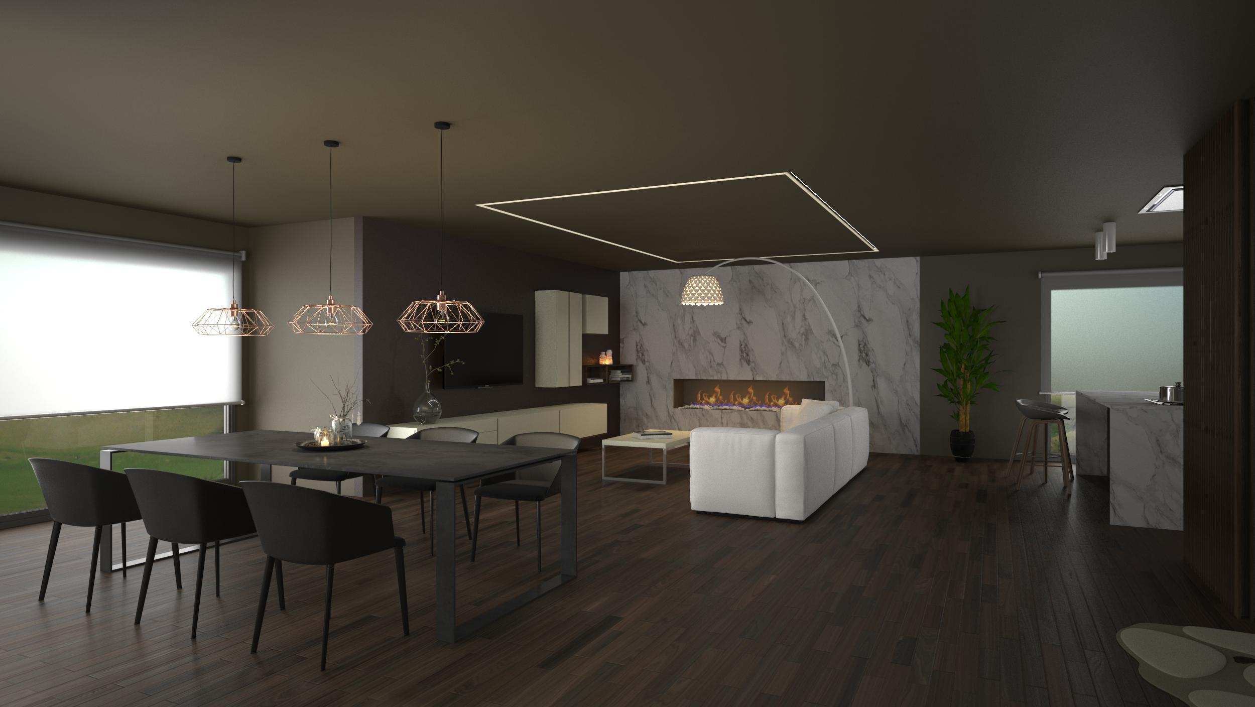 Proyectos de interiorismo en viviendas interioristas en - Proyectos de interiorismo online ...