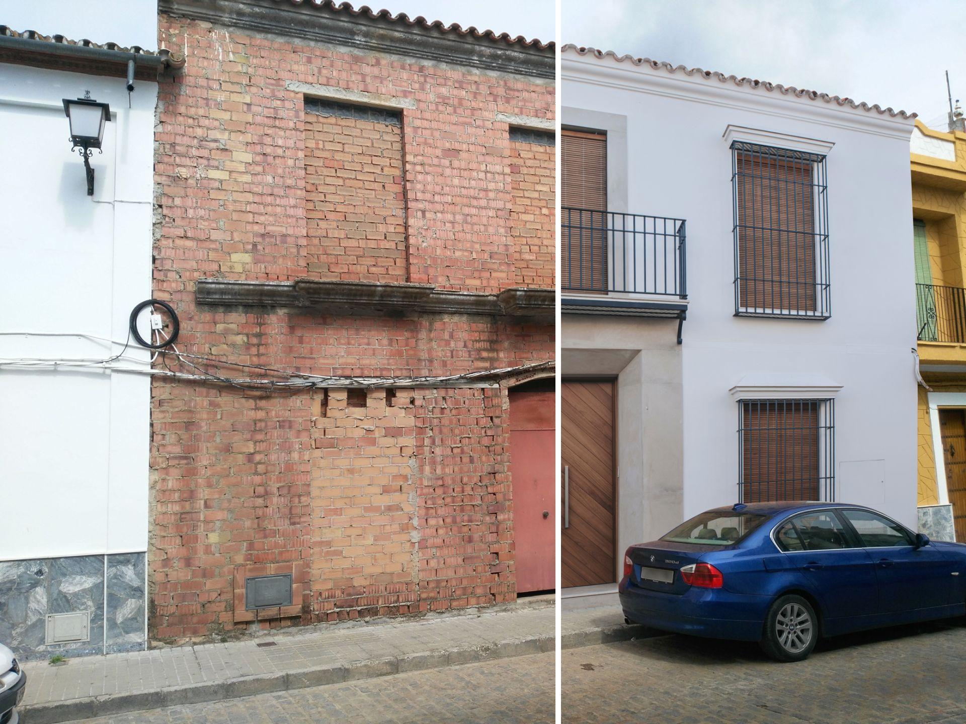 proyectos-interiorismo-interioristas-diseno-interiores-viviendas-particulares-casas-pueblo-chalets-adosados-urbanizaciones-lujo-antes-despues